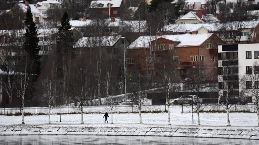 Швеция рассказывает жителям правила зимовки