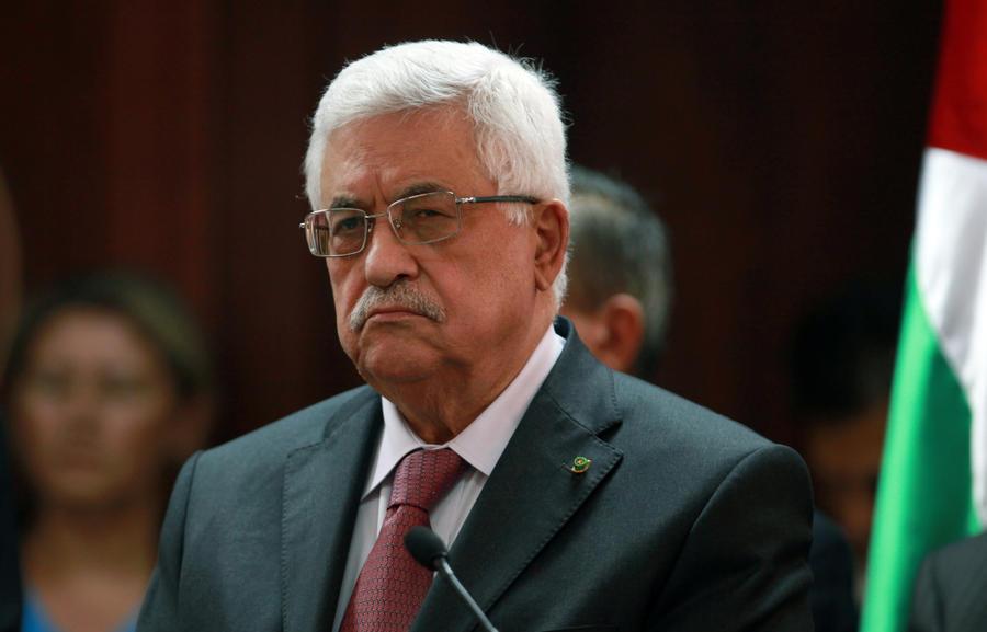Махмуд Аббас заявил, что не видит препятствий для встречи с Биньямином Нетаньяху