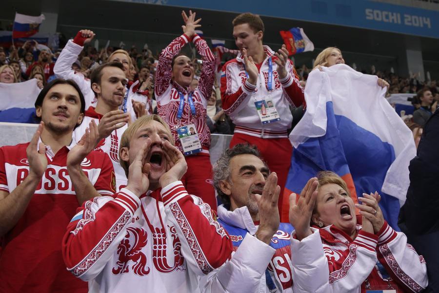 Первое российское золото Сочи: наша сборная выиграла командный турнир по фигурному катанию