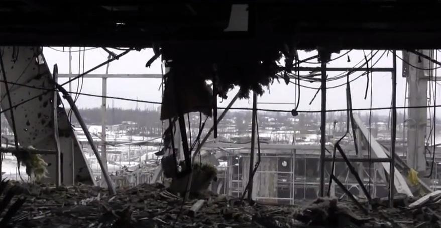 Штаб ДНР: Отправив военнослужащих на штурм аэропорта Донецка, Порошенко обрёк их всех на гибель