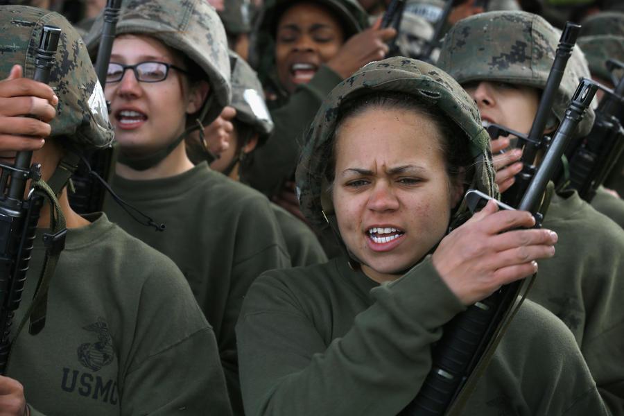 Первую женщину, сбежавшую из американской армии, чтобы не служить в Ираке, осудили за дезертирство