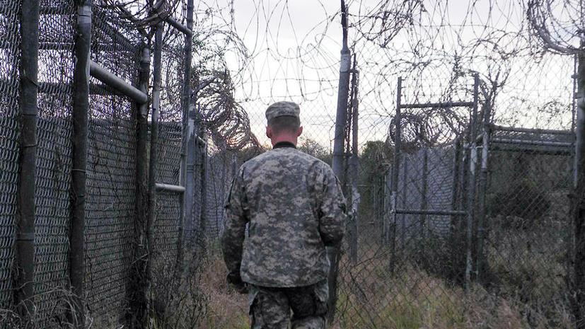 Психически больного узника Гуантанамо выпустили на свободу