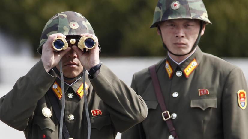 Северная Корея объявила о готовности атаковать американские базы