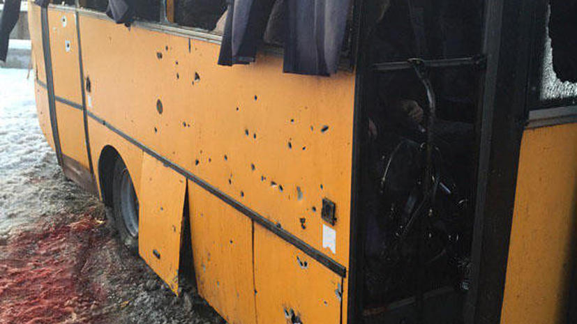 Американский журналист: Киев убил пассажиров автобуса, чтобы поднять «моральный дух» армии
