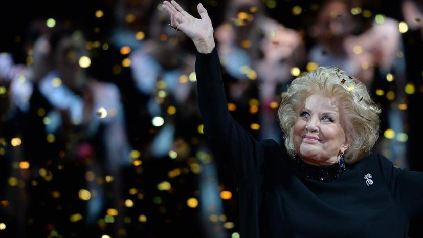 На 76-м году жизни скончалась оперная певица Елена Образцова