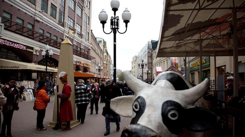 Зимой в Москве появятся согревающие развлекательные пункты