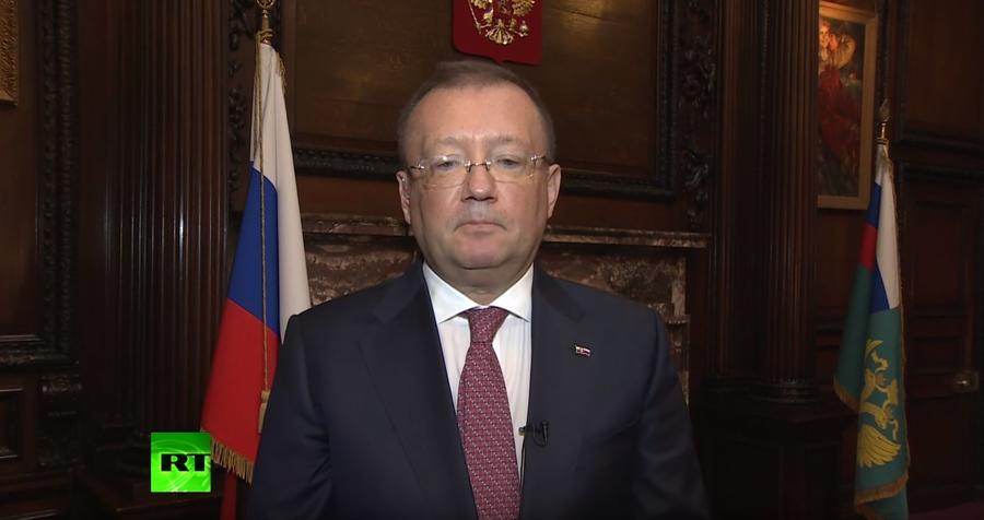 Посол РФ в Британии: Дело Литвиненко абсолютно политизировано