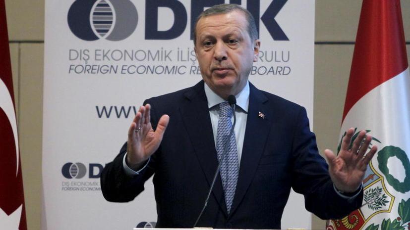 Американские СМИ: Политика Эрдогана привела к стратегическому кошмару для Турции