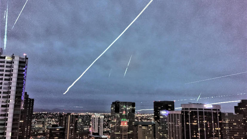 NASA: от метеоритов американцев спасут лишь молитвы
