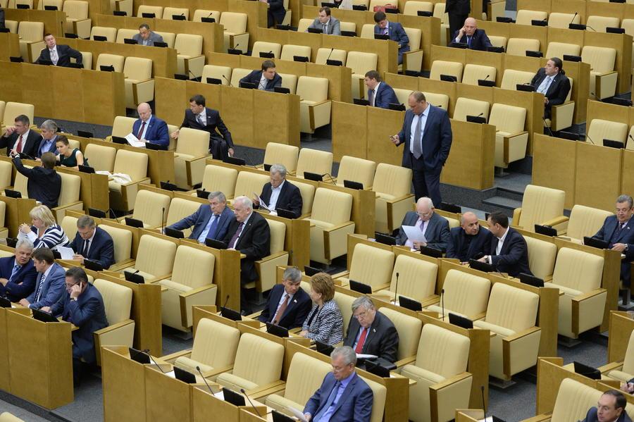 СМИ: Для депутатов Госдумы запустили соцсеть и создали электронную библиотеку