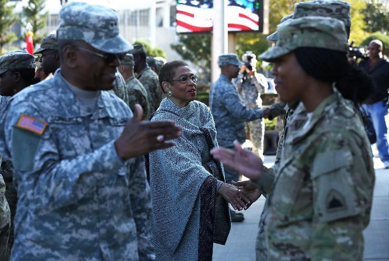 Американский генерал насиловал женщин-подчиненных в Афганистане