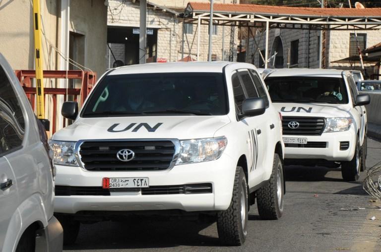 Сирийские власти гарантировали экспертам ООН всестороннее содействие и помощь
