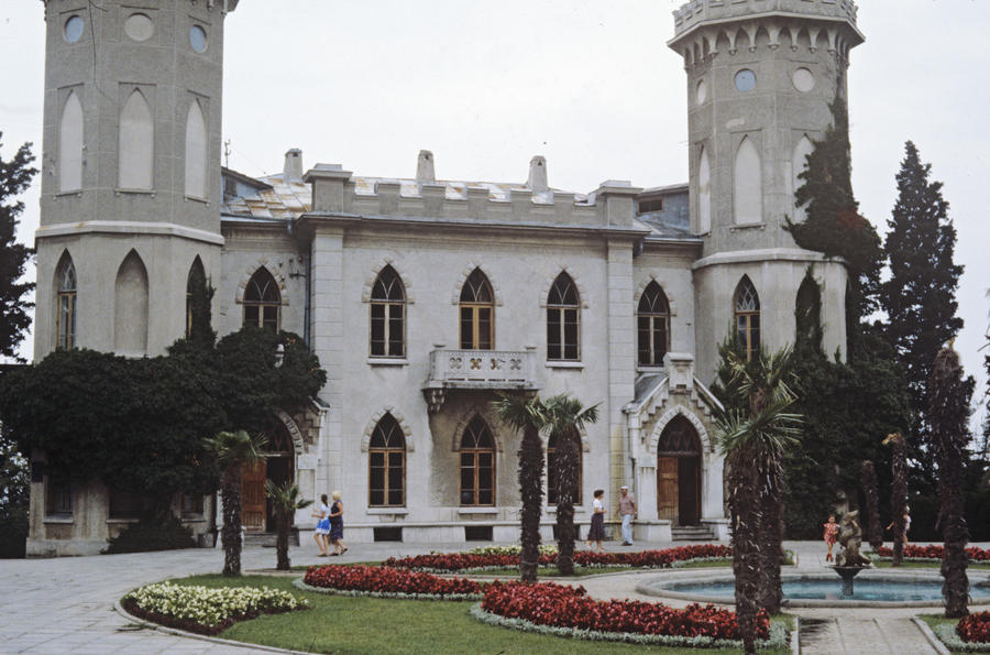 В Крыму национализированы государственные дачи