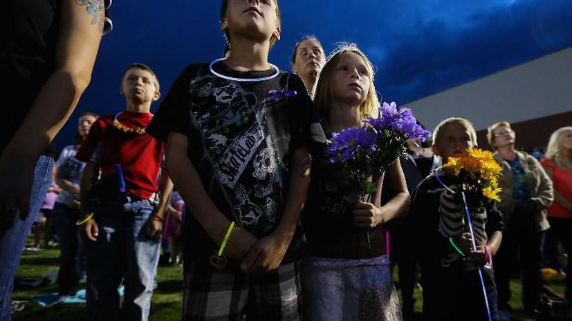 Исследование: 500 детей ежегодно умирают от огнестрельных ранений в США