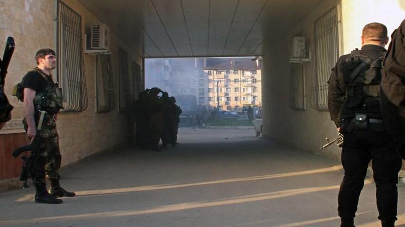 СК: начальник полиции Махачкалы причастен к гибели дагестанских силовиков