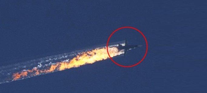 Крушение российского Су-24 в Сирии — хронология событий