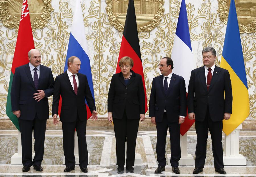 СМИ: Киев и НАТО — вот главные нарушители Минских соглашений