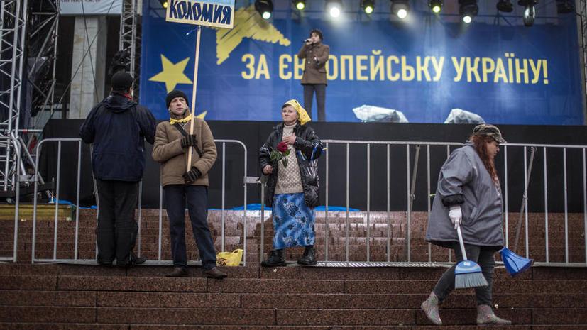 Лидеры ЕС заявили, что Украина руководствуется краткосрочными соображениями