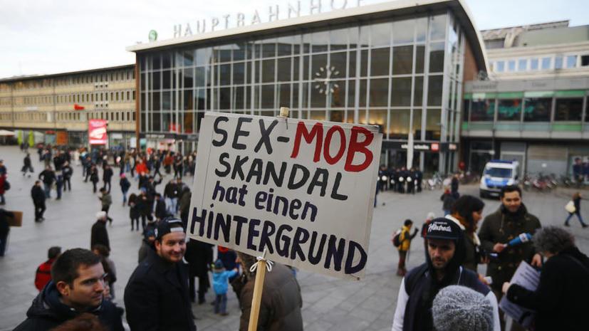 Эксперт рассказал RT о причинах массовых предновогодних нападений на женщин в Германии