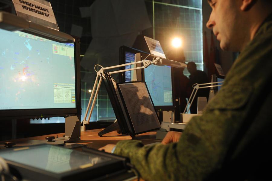 Войска воздушно-космической обороны РФ обнаружили группу спутников слежки за Россией