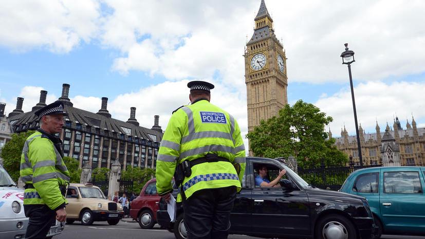 Сотни полицейских Великобритании оказались в плохой физической форме