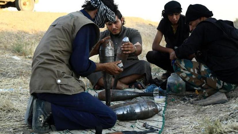 Сирийские боевики обстреляли христианский квартал Дамаска, погибли дети