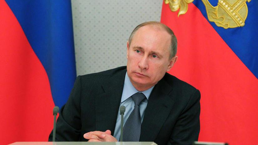 Владимиру Путину задали уже свыше 1,5 млн вопросов перед «прямой линией» с президентом