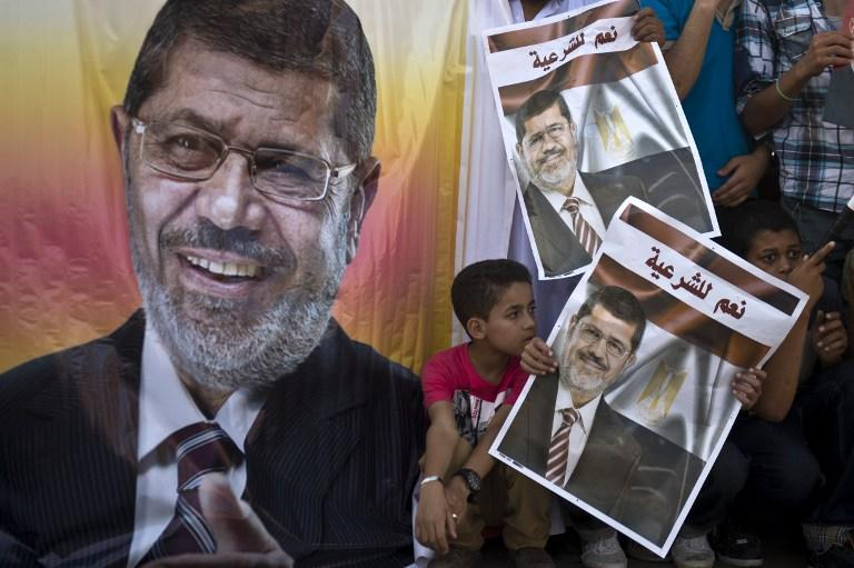 Мухаммед Мурси пригрозил объявить голодовку в случае разгона демонстрации его сторонников