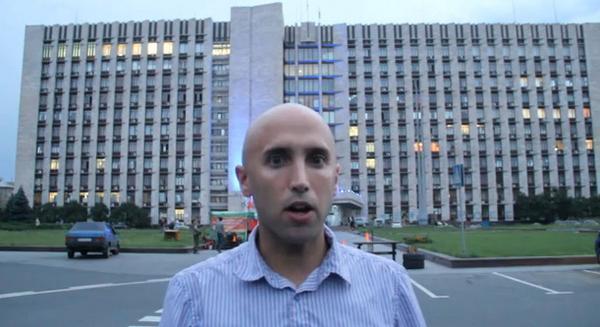 Судьба британского стрингера RT на Украине не заинтересовала BBC