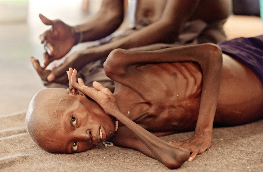 Исследование: Ядерные конфликты будущего заставят голодать более 2 млрд человек