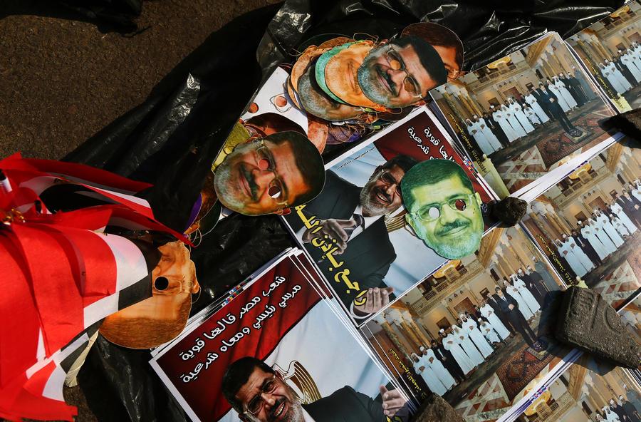 Египтяне вышли на улицы в память о войне 1973 года