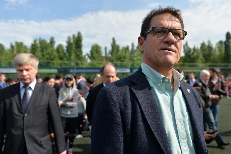 Фабио Капелло в суде оспорит заявление Николая Толстых о втором контракте