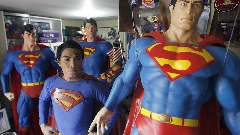 Автор  анти-гомосексуального толка будет писать комиксы о Супермене