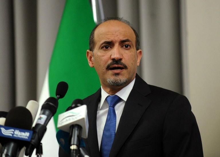 Сирийская оппозиция примет участие в конференции «Женева-2»
