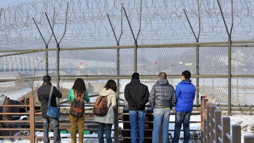 Туристов привлекли ядерные испытания КНДР