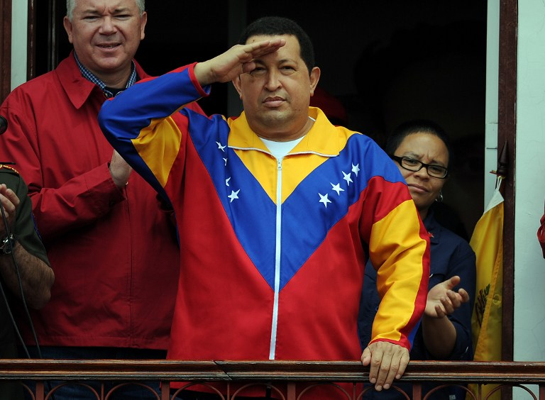 Власти Венесуэлы: Чавес активно занимается государственными делами