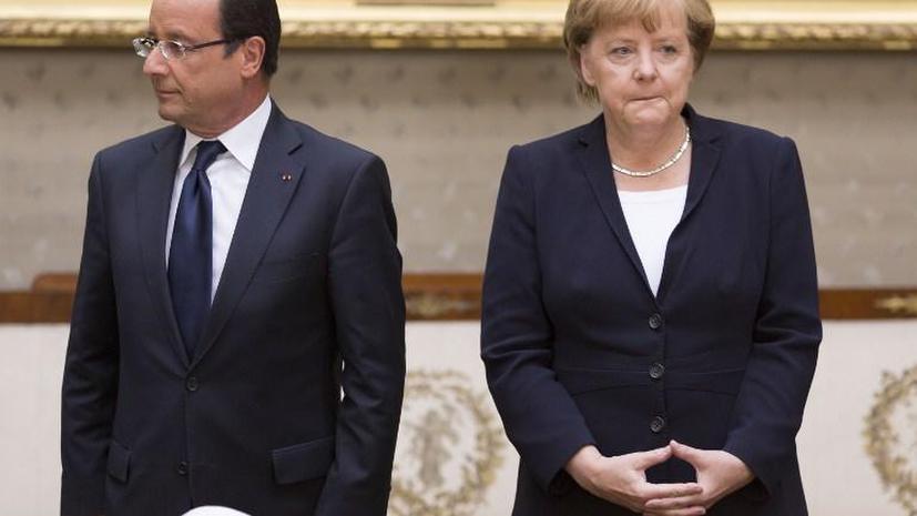 Немецкие политики считают президента Франции «непослушным ребенком»
