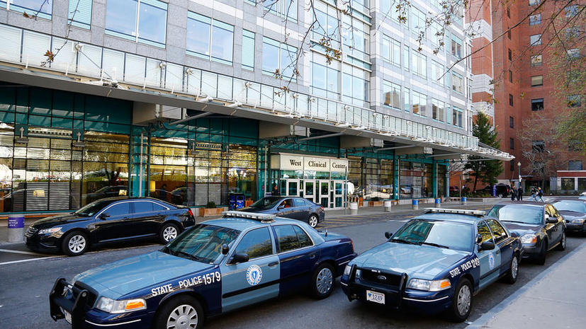 Джохару Царнаеву предъявили обвинения прямо в палате больницы