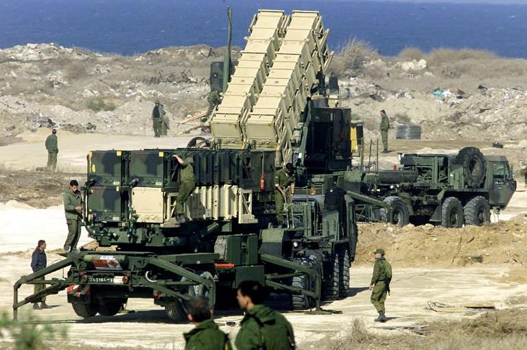 Турция торопит НАТО с размещением «Пэтриот»