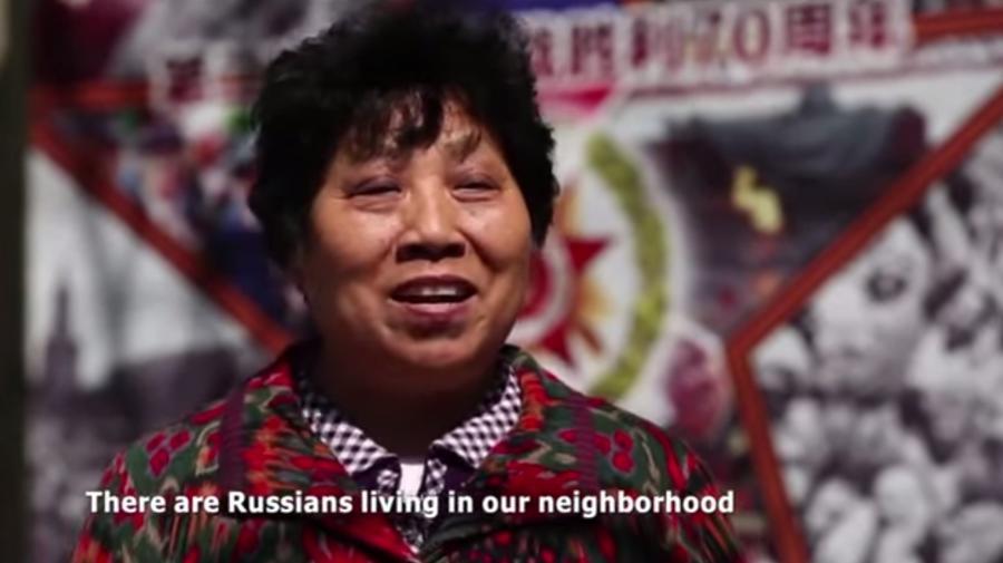 Китайцы сняли ролик о России и попросили у Путина отменить визы на ЧМ-2018