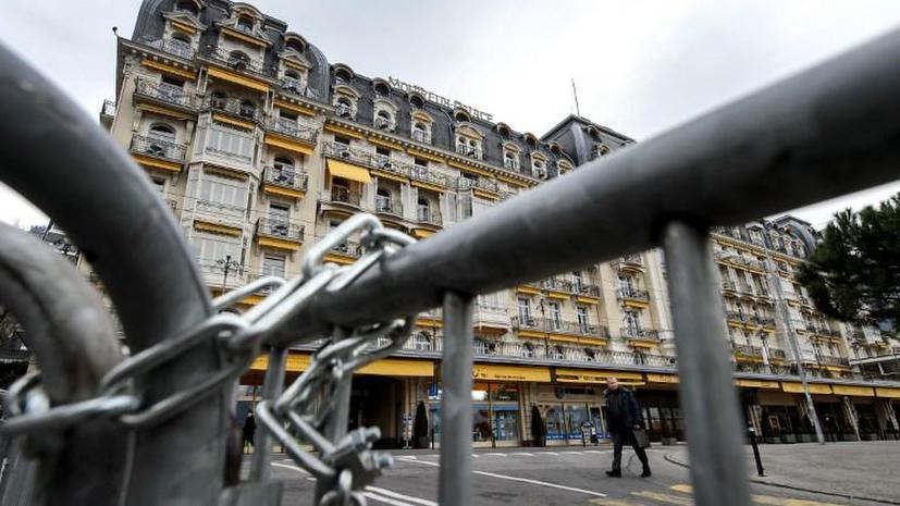 Путь в Женеву: у делегации сирийского правительства возникли проблемы в Греции