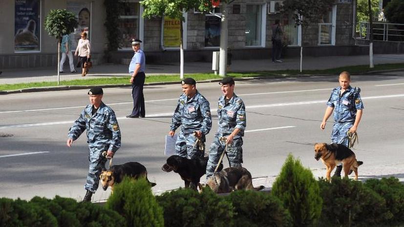 Террористы пригрозили взорвать банки Ростова-на-Дону