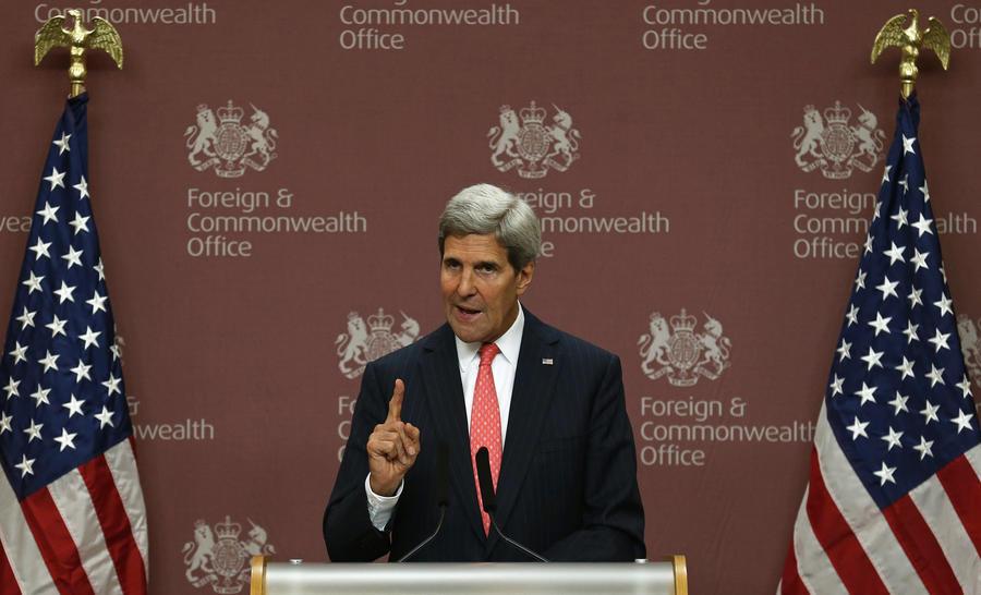 Джон Керри: США зашли слишком далеко в шпионаже за другими странами