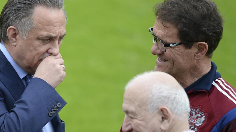 СМИ сообщили о скорой отставке Фабио Капелло