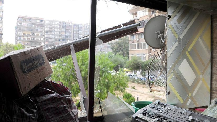 В Сирии оппозиционерами убит журналист государственного телеканала