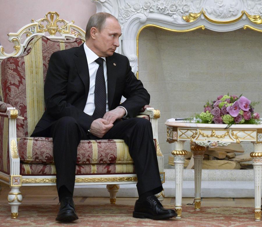 О России и главе государства: самые яркие моменты интервью Владимира Путина для фильма «Президент»