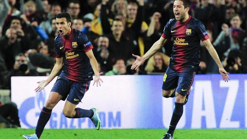 «Барселона» и «Бавария» пробились в полуфинал Лиги чемпионов