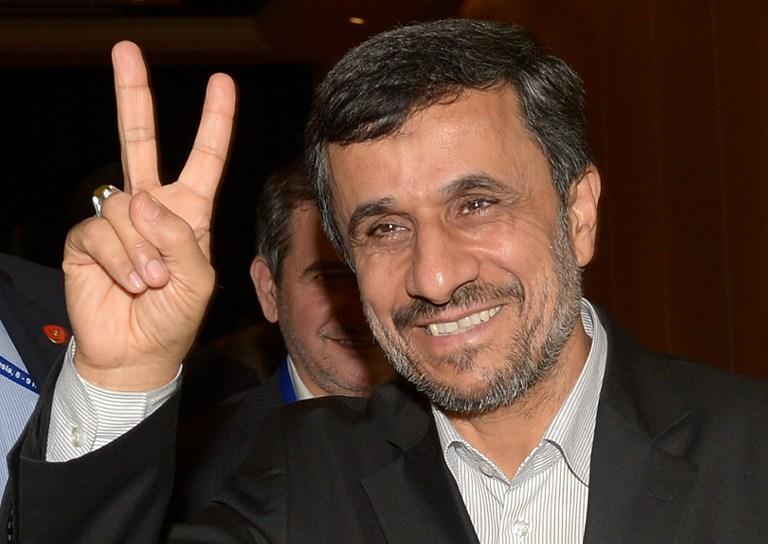 Ахмадинежад готов стать первым иранским космонавтом