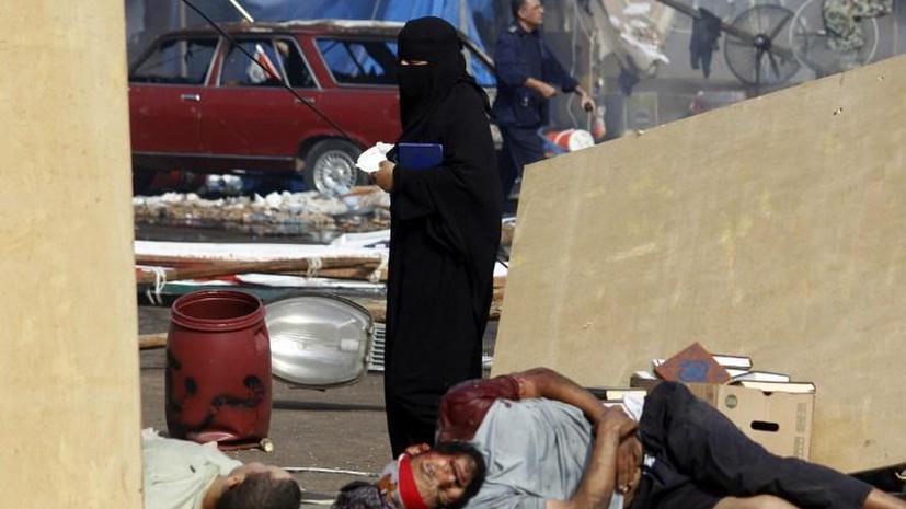 Журналисты стали жертвами беспорядков в Каире
