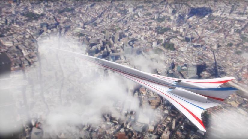 NASA намерено возродить сверхзвуковую гражданскую авиацию